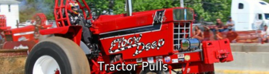 Tractor Pulls - Wyoming County Fair